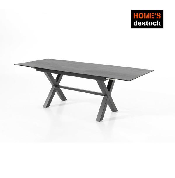 Table céramique C allongeable