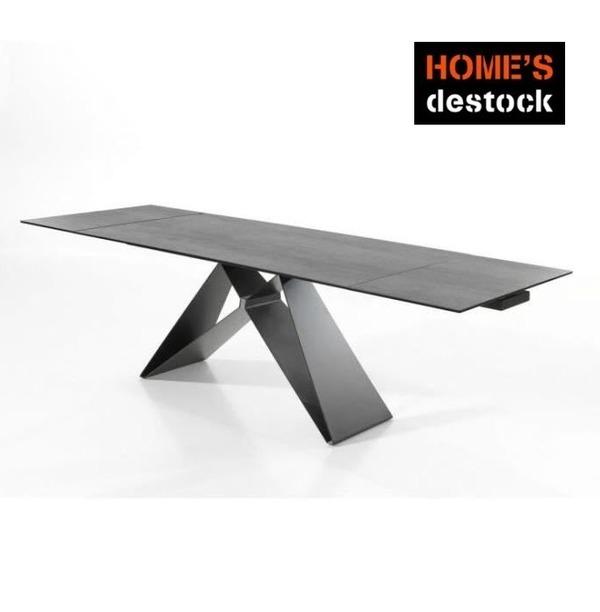 Table céramique 6 Allongeable