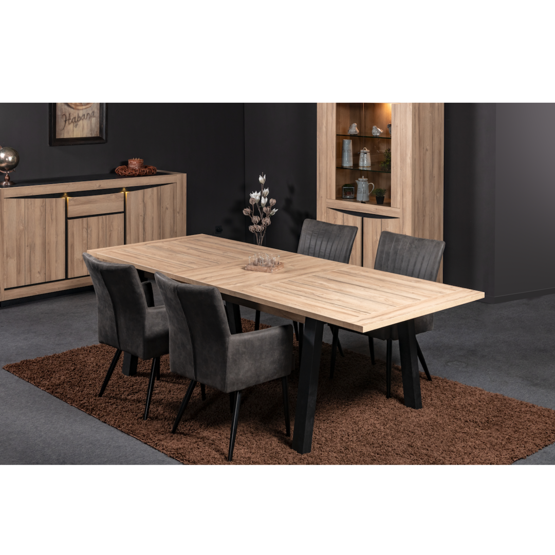 Table allongeable Emma