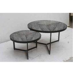Table basse Rotonde