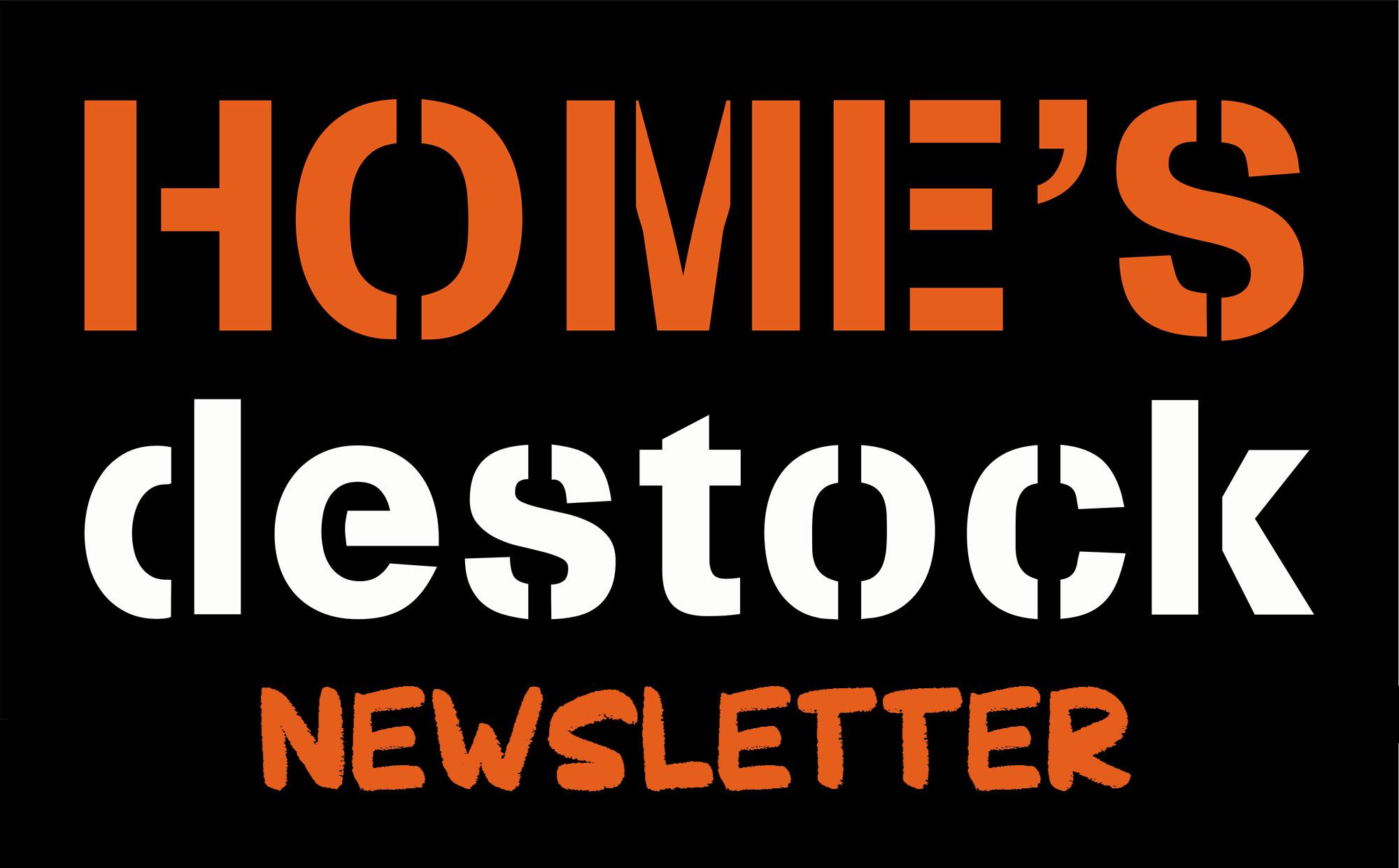 La Newsletter Home's Destock est disponible !